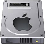 Mac Hard Disk PNG